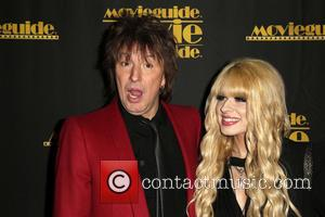 Richie Sambora and Orianthi - 22nd Annual Movieguide Awards Gala at the Universal Hilton - Arrivals - Los Angeles, California,...