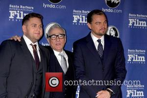 Jonah Hill, Martin Scorsese and Leonardo DiCaprio - 29th Santa Barbara International Film Festival - Cinema Vanguard Award honors Martin...