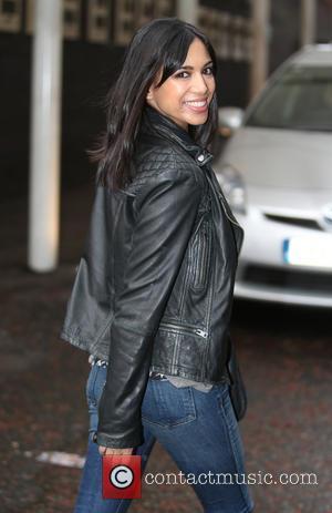 Fiona Wade - Fiona Wade outside the ITV Studios - London, United Kingdom - Friday 7th February 2014
