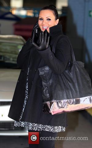 Martine McCutcheon - Martine McCutcheon outside the ITV studios - London, United Kingdom - Friday 7th February 2014