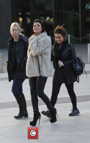 Kym Marsh and Friends - Kym Marsh takes her daughter Emily Mae to audition for 'Britains Got Talent' in Manchester...