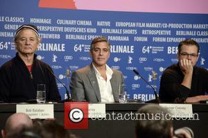 George Clooney, Matt Damon and Bill Murray