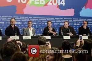 George Clooney, Matt Damon, Bill Murray, John Goodman and Jean Dujardin