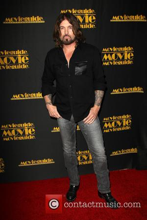 Billy Ray Cyrus - 22nd Annual Movieguide Awards Gala At Universal Hilton Hotel - Los Angeles, California, United States -...