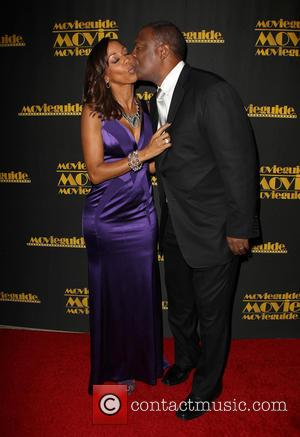Holly Robinson Peete and Rodney Peete - 22nd Annual Movieguide Awards Gala At Universal Hilton Hotel - Los Angeles, California,...