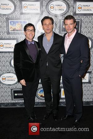 Dan Bucatinsky, Tony Goldwyn and Scott Foley