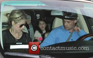 Sarah Michelle Gellar, Freddie Prinze, Jr and Charlotte Prinze - Sarah Michelle Gellar and husband Freddie Prinze, Jr arrive at...