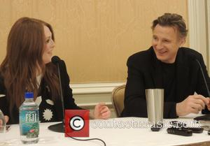Julianne Moore and Liam Neeson
