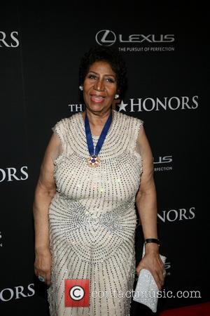 Aretha Franklin - The BET Honors 2014 Hosted by Wayne Brady Honoring Aretha Franklin, Berry Gordy, Ice Cube, Ken Chenault...