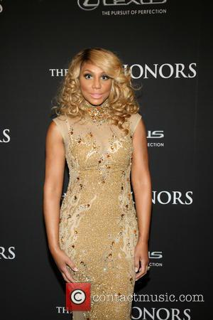 Tamar Braxton - The BET Honors 2014 Hosted by Wayne Brady Honoring Aretha Franklin, Berry Gordy, Ice Cube, Ken Chenault...