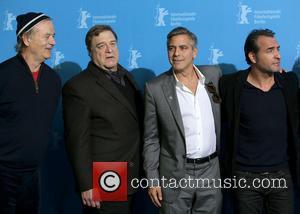 Bill Murray, George Clooney, Jean Dujardin and Matt Damon - 64th Berlin International Film Festival (Berlinale) - 'The Monuments Men'...
