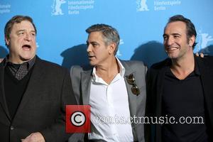 George Clooney, John Goodman, Jean Dujardin