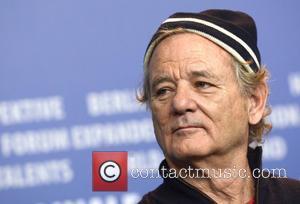 Bill Murray - 64th Berlin International Film Festival (Berlinale) - 'The Monuments Men' press conference - Berlin, Germany - Saturday...