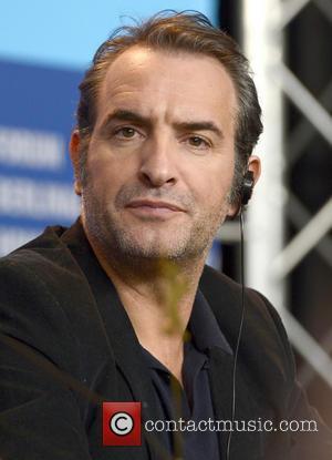 Jean Dujardin - 64th Berlin International Film Festival (Berlinale) - 'The Monuments Men' press conference - Berlin, Germany - Saturday...