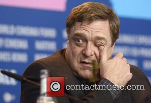 John Goodman - 64th Berlin International Film Festival (Berlinale) - 'The Monuments Men' press conference - Berlin, Germany - Saturday...