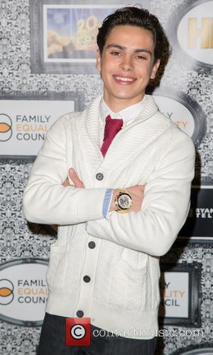 Jake T. Austin - Family Equality Council's Annual Los Angeles Awards Dinner at The Globe Theatre - Arrivals - Los...