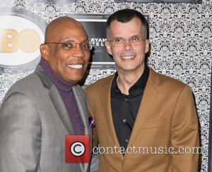 Paris Barclay and Christopher Mason - Family Equality Council's Annual Los Angeles Awards Dinner at The Globe Theatre - Arrivals...