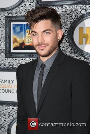 Adam Lambert - Family Equality Council's Annual Los Angeles Awards Dinner at The Globe Theatre - Arrivals - Los Angeles,...