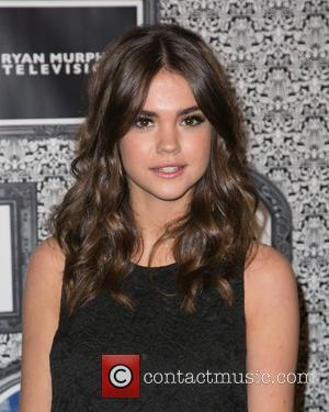 Maia Mitchell - Family Equality Council's Annual Los Angeles Awards Dinner at The Globe Theatre - Arrivals - Los Angeles,...