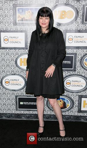 Pauley Perrette - Family Equality Council's Annual Los Angeles Awards Dinner at The Globe Theatre - Arrivals - Los Angeles,...