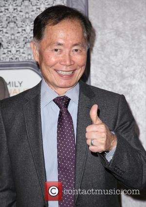 George Takei - Family Equality Council's Annual Los Angeles Awards Dinner at The Globe Theatre - Arrivals - Los Angeles,...