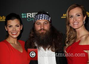 Ali Landry, Willie Robertson and Korie Robertson