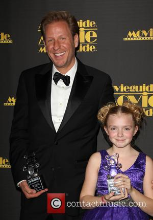 David Rosenbaum and Elsie Fisher