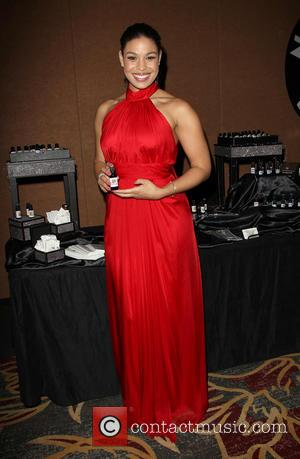Jordin Sparks - 22nd Annual Movieguide Awards Gala_Press Room At Universal Hilton Hotel - Los Angeles, California, United States -...