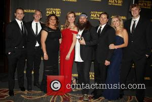 Korie Robertson, Willie Robertson and Duke Dynasty Producers