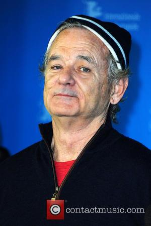 Bill Murray Dons A Dress And Crashes SXSW Edition Of 'Jimmy Kimmel Live''