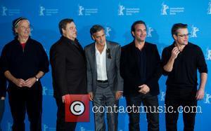 Bill Murray, John Goodman, George Clooney, Jean Dujardin and Matt Damon