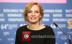 Uma Thurman - 64th Berlin International Film Festival (Berlinale) - 'Nymphomaniac' - Press Conference - London, United Kingdom - Sunday...