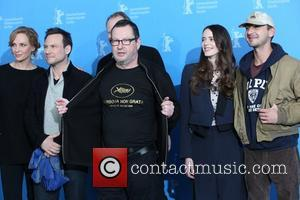 Uma Thurman, Christian Slater, Lars von Trier, Stacy Martin and Shia LaBeouf