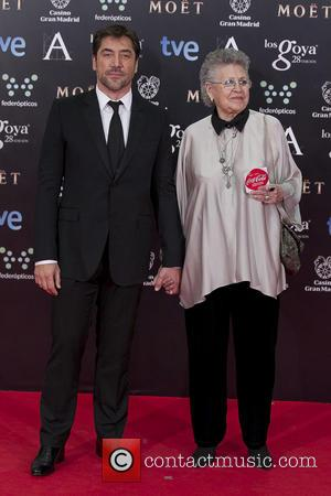 Javier Bardem and mother Pilar Bardem