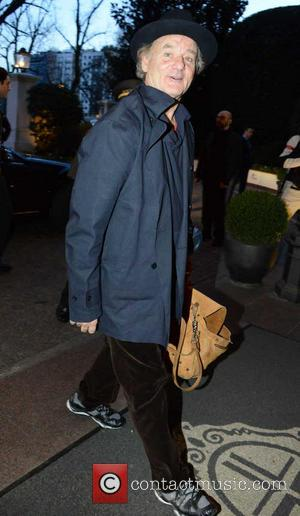 Bill Murray - Cast of 'The Monuments Men' in Milan - Milan, Italy - Sunday 9th February 2014