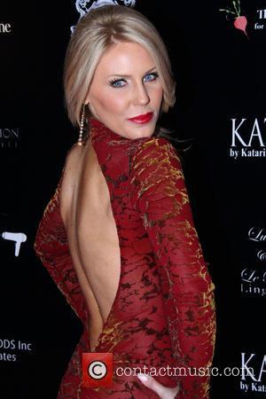 Gretchen Rossi - Society Unici's Evento Rosso sponsored by Viva Glam Magazine held at Casa Unici - Arrivals - Culver...