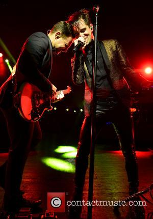 Kenneth Harris and Brendon Urie