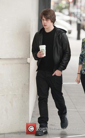 Jake Bugg - Guests arrive for the Andrew Marr Show held at the BBC Television Centre. - London, United Kingdom...