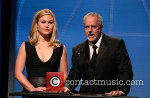 Julia Stiles and Jon Avnet - 18th Annual Art Directors Guild Excellence In Production Design Awards_Show At The Beverly Hilton...