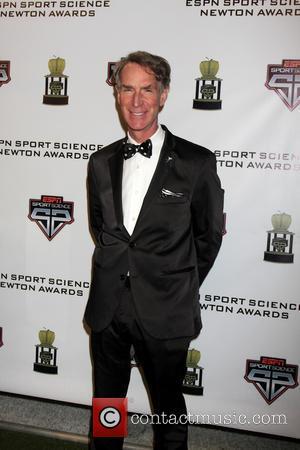 Bill Nye - ESPN Sport Science Newton Awards - Burbank, California, United States - Sunday 9th February 2014