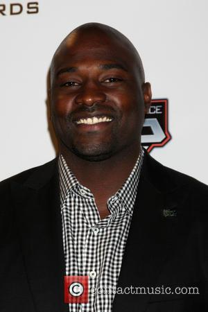 Marcellus Wiley - ESPN Sport Science Newton Awards - Burbank, California, United States - Sunday 9th February 2014