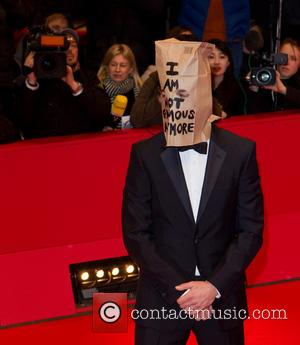 Shia Labeouf Storms Out Of Press Conference Prior To Wearing A Paper Bag On Head At 'Nymphomaniacs' Premiere
