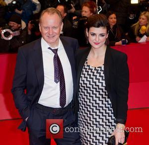 Stellan Skarsgard and Megan Everett - 64th Berlin International Film Festival (Berlinale) -'Nymphomaniac' - Premiere - Berlin, Germany - Sunday...