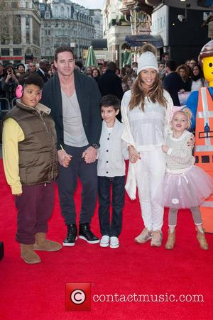 Katie Price, Kieran Hayler, Princess Tiaamii Crystal Esther Andre, Harvey Price and Junior Savva Andreas Andre