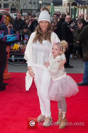 Katie Price and Princess Tiaamii Crystal Esther Andre