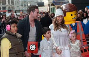Katie Price, Junior Savva Andreas Andre, Princess Tiaamii Crystal Esther Andre, Harvey Price and Kieran Hayler