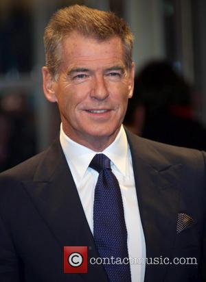 Pierce Brosnan - 64th Berlin International Film Festival (Berlinale) - 'A Long Way Down' - Premiere - Berlin, Germany -...