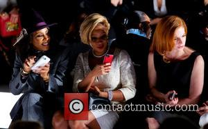 June Ambrose, Mary J. Blige, Sarah Rafferty and Giuliana Rancic