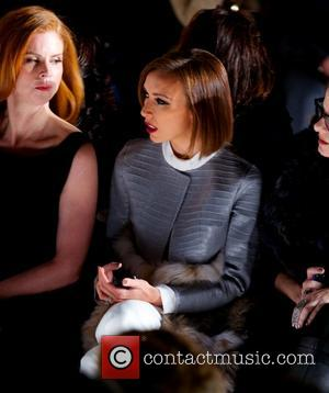 Sarah Rafferty and Giuliana Rancic