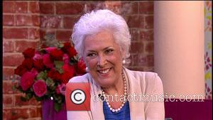 Lynda Bellingham - Lynda Bellingham appears on 'This Morning' to promote her new book 'Tell Me Tomorrow' shown on ITV1...